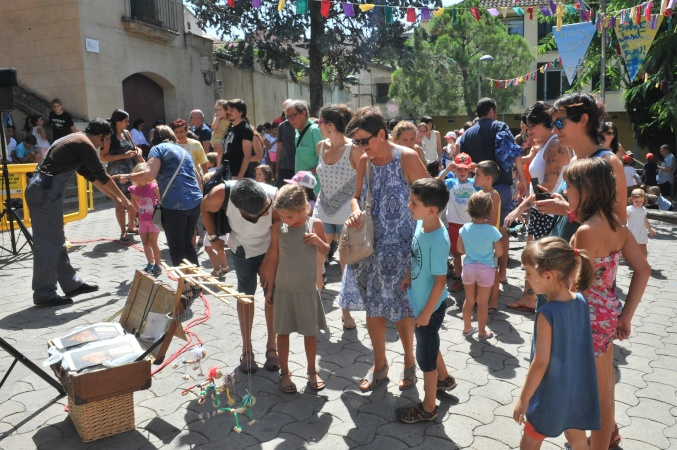 Festa Major 2015 Espectacle Infantil